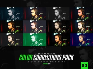 Color Correction Pack #1