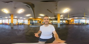 360 video samples from GoPro Fusion, Insta360 One, Theta V, Rylo, Mi Sphere