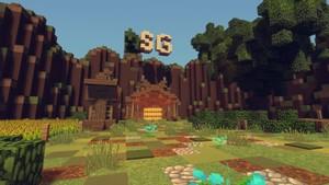 Minecraft Survival Games Lobby/Spawn
