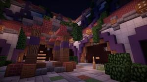 Minecraft: Moder/Overgrown Minigame Lobby/Hub