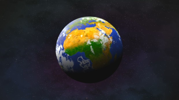 Planet Earth Footage