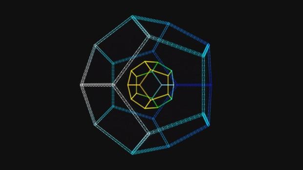 3D Polygon Footage