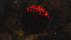 Red Dwarf Star Footage