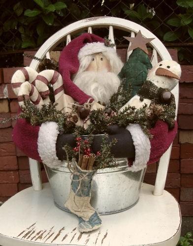 #296 Santas Special Delivery e pattern