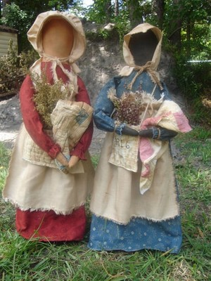 #303 prairie dolls e pattern