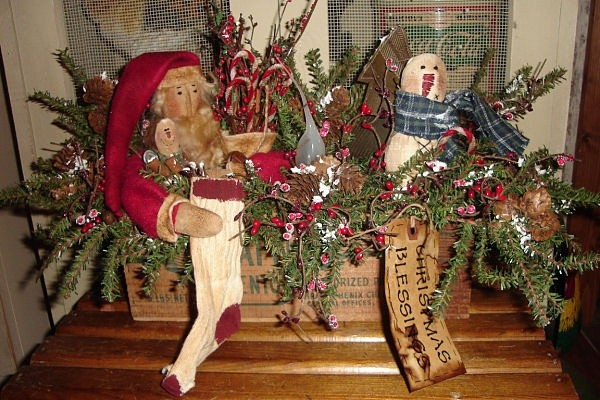 #284 Christmas Blessings e pattern