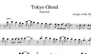 TOKYO GHOUL  (Violín solo)