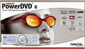 Cyberlink Power DVD6 full version.