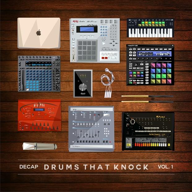 Drums That Knock Vol. 1