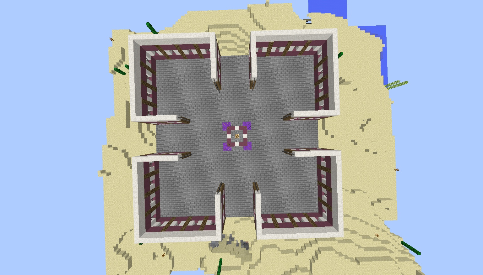 Spawning minecraft items pixel