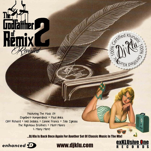Dj Klu The Godfather Of Remix Revisited  Vol. 2