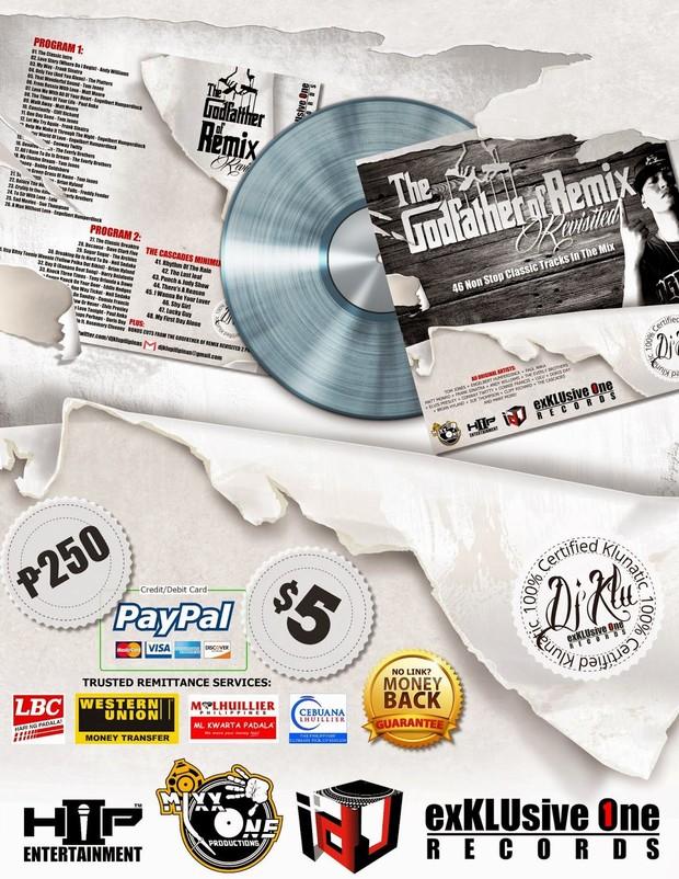 Dj Klu's The Godfather of Remix Revisited