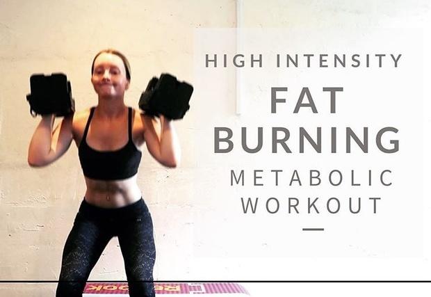 Metabolic Workout Pack