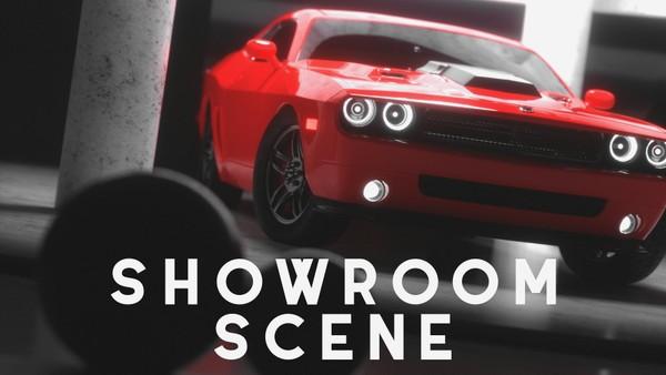 Showroom Scene