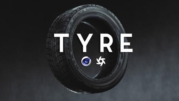 Tyre Scene