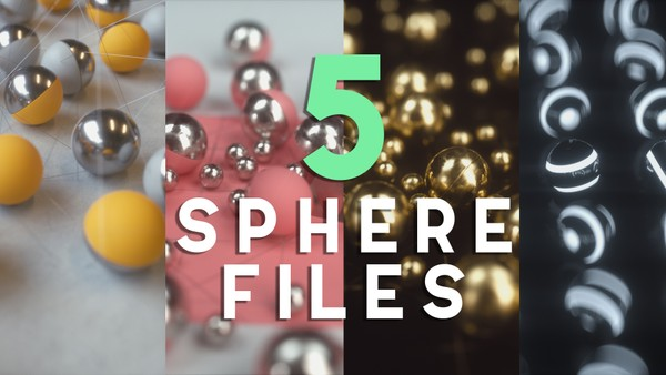 5 Sphere Files