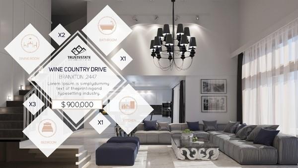 Template Real Estate Modern sony vegas 12 13 14 15