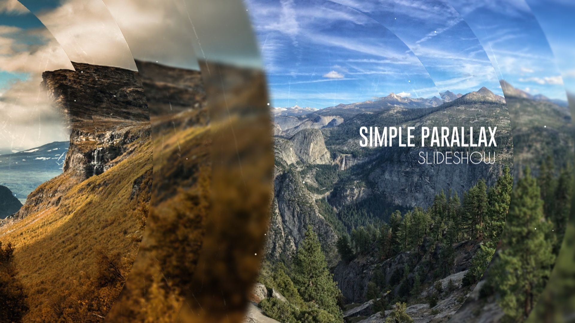 Template Parallax Slideshow Sony Vegas 12 13 14 15 And Shock Prod