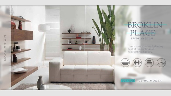Template Prestige Real Estate sony vegas 12 13 14 15