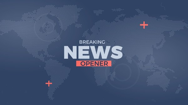 Template Breaking News Promo sony vegas 12 13 14 15 And Above