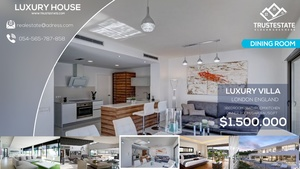 Template Real Estate Promo sony vegas 12 13 14