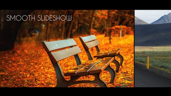 Template Smooth Slideshow Opner sony vegas 11 12 13 14 15 And Above