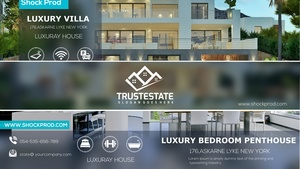 Template Real Estate Slideshow sony vegas 12 13 14