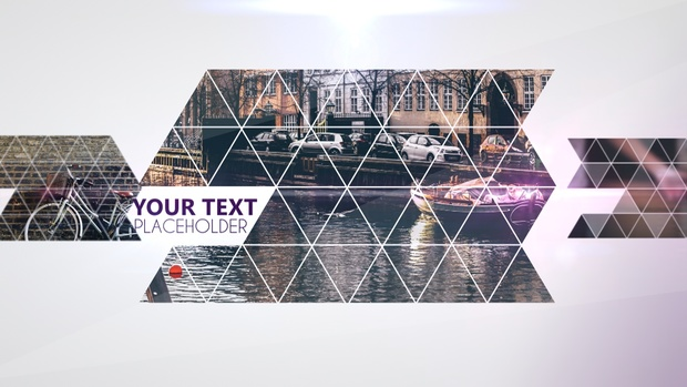 Template Triangles Motion sony vegas 12 13