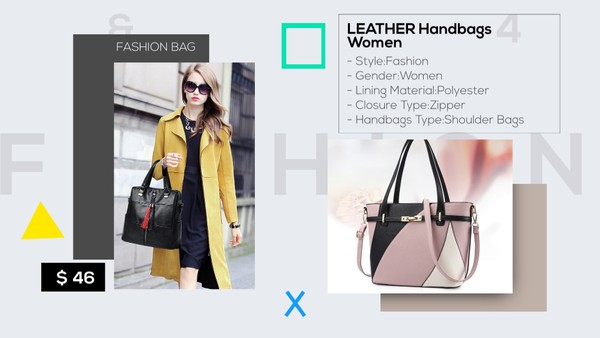 Template Fashion Product Promo sony vegas 12 13 14 15 And Above
