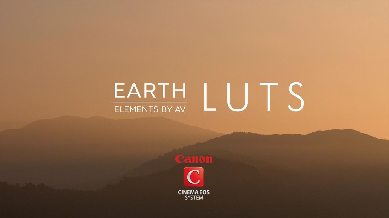 Earth LUT Pack for CANON CINEMA Cameras -  C200, C300 II C300 III C500 II C700 1DXIII