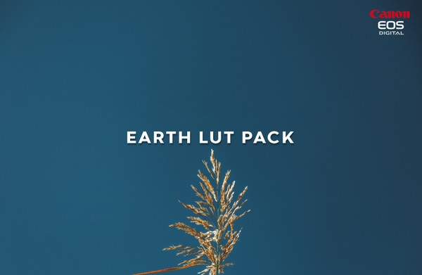 Earth LUT Pack for CANON R System & DSLR (with CLOG only ) -  EOS R & RP C100 C500 5DiV 1DXIII 1DC