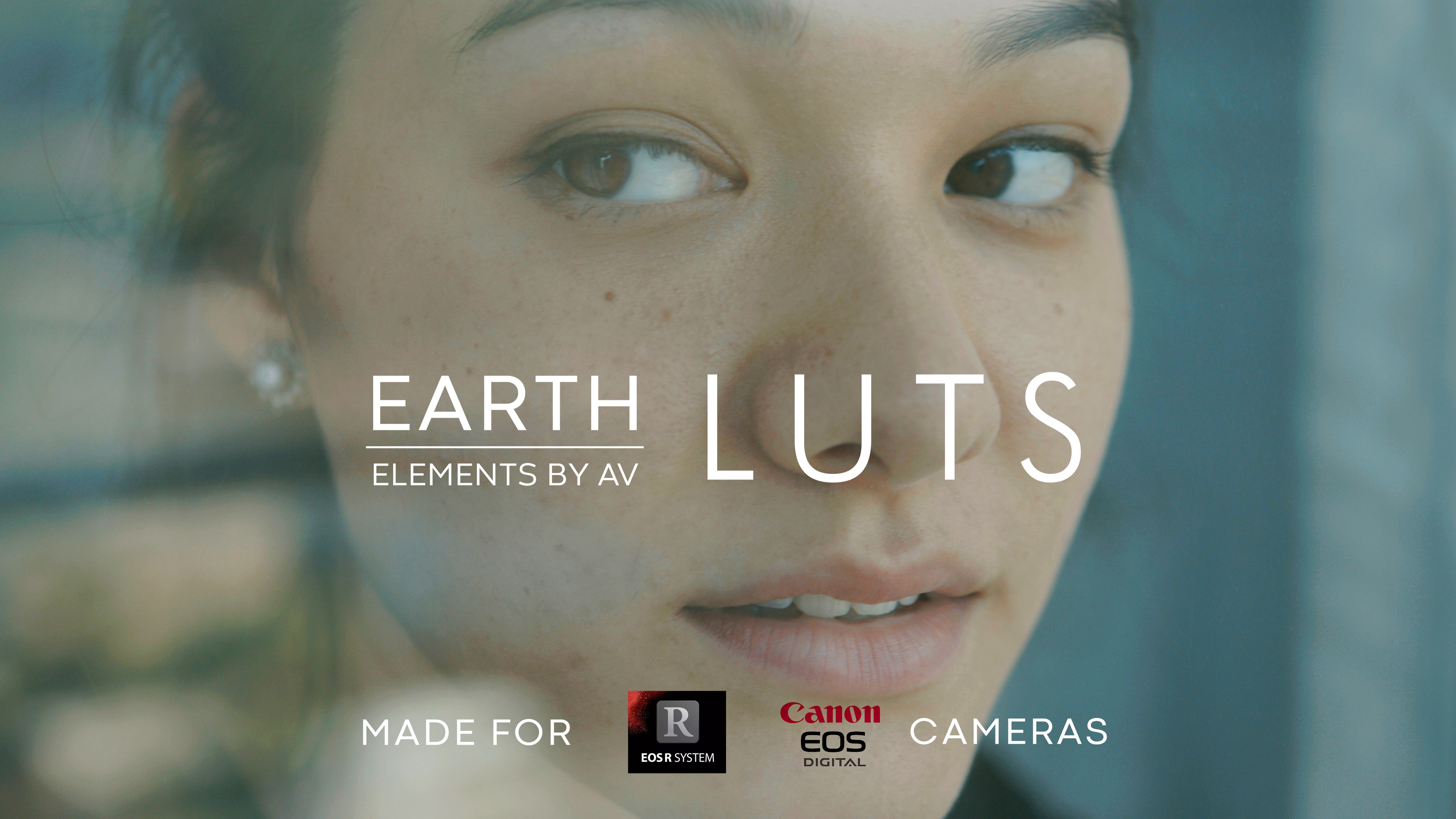 Earth Lut Pack For Canon R System Dslr With Clog On Elements By Av
