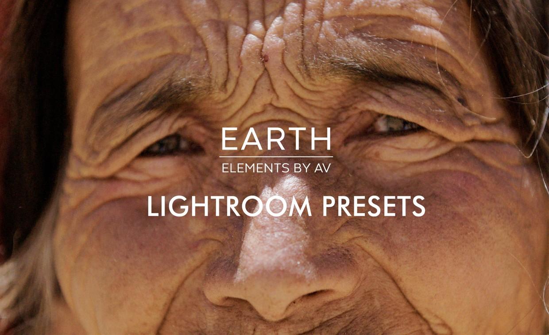 I - Earth - Elements by AV - Lightroom Preset Pack - 2.1