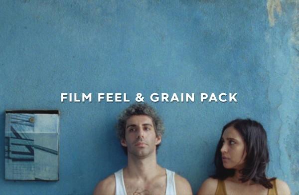 Earth FILM FEEL & GRAIN PACK - FOR ALL CAMERAS