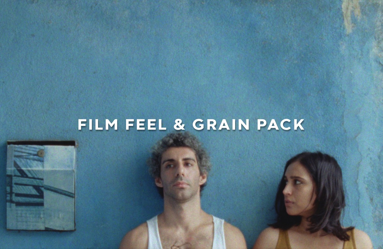 Earth FILM FEEL & GRAIN PACK - FOR ALL CAMERAS