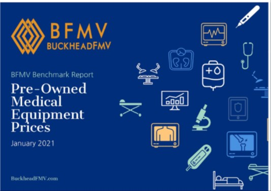 Pre-Owned Medical Equipment Benchmark Report