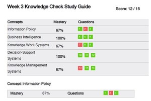 IT 205 Week 3 Knowledge Check Study Guide