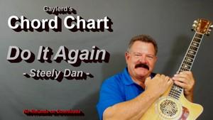 DO IT AGAIN by Steely Dan  CHORD CHART