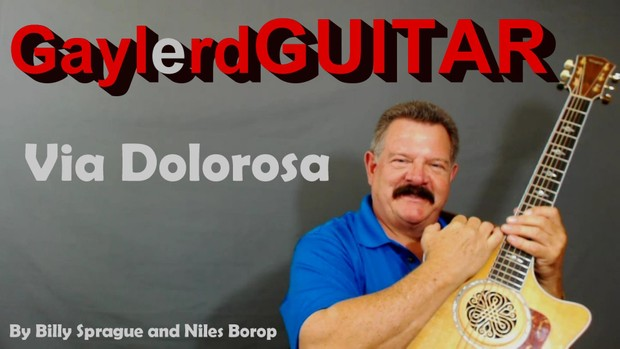 Via Dolorosa - SONG TUTORIAL