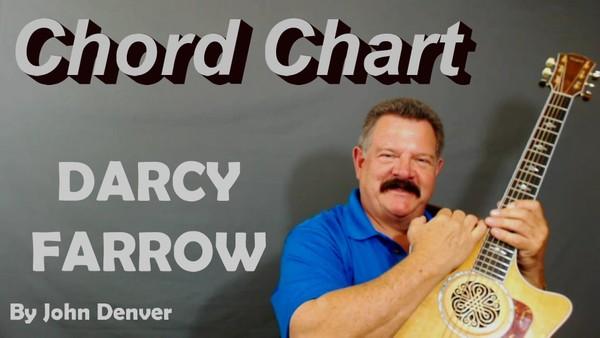 Darcy Farrow Chord Chart