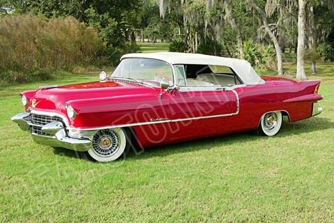 New Cadillac Eldorado >> 1955 Cadillac Eldorado
