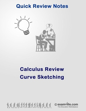 Calculus Review - Curve Sketching
