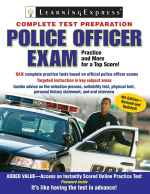 Police Officer Exam Test Preparation