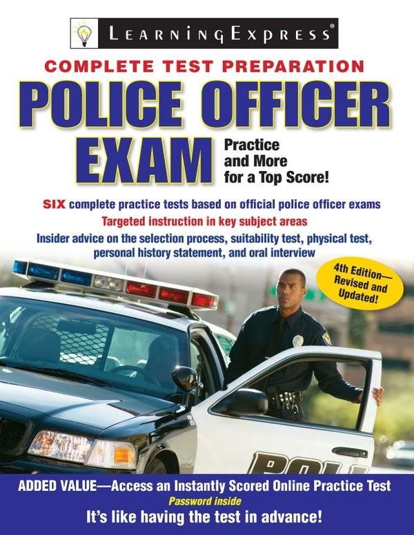 Police Officer Exam Test Preparation