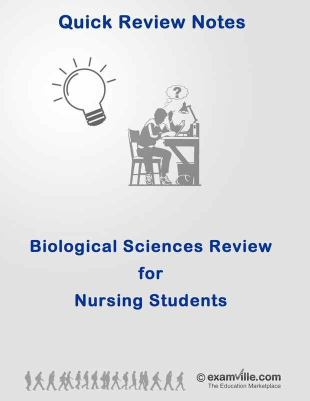 Biology Review for Nursing Students