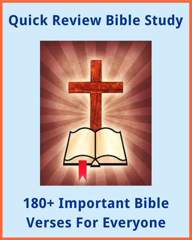 180+ Important Bible Verses for Everyone
