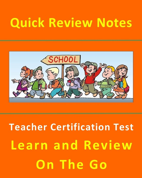 TExES Core Subjects EC-6 Test Prep - 150+ Quick Review Vocabulary Terms & Facts