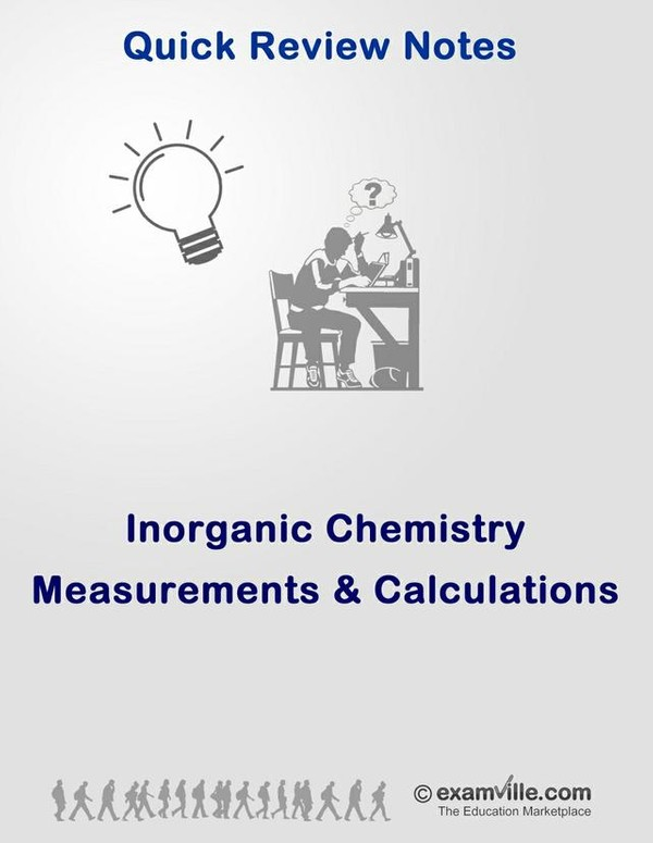 Chemistry and Measurements (General Chemistry Review)