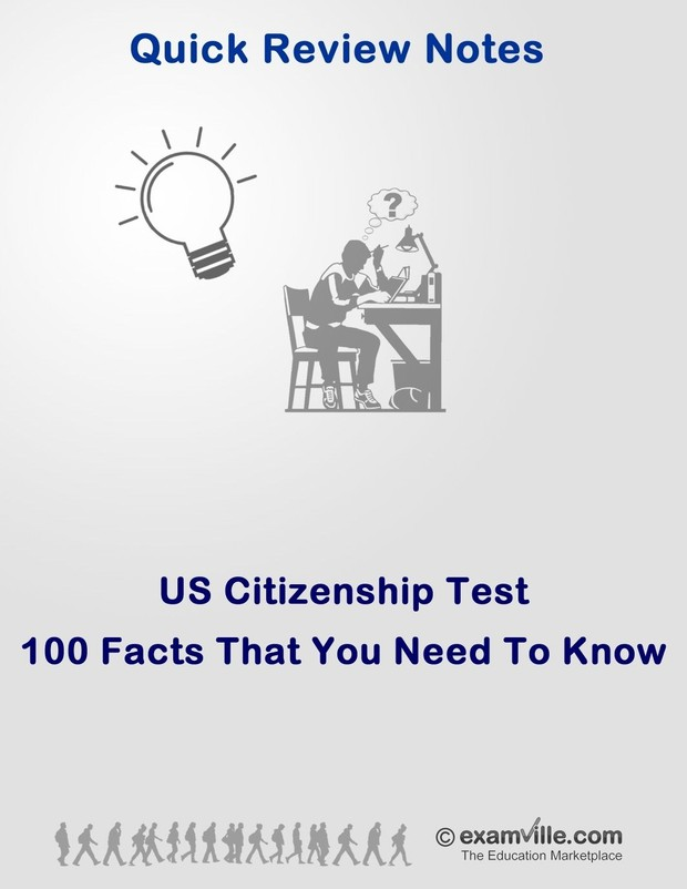 US Citizenship Test: 100 Facts You Need To Know