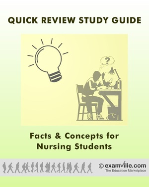 Facts and Concepts for Nursing Students